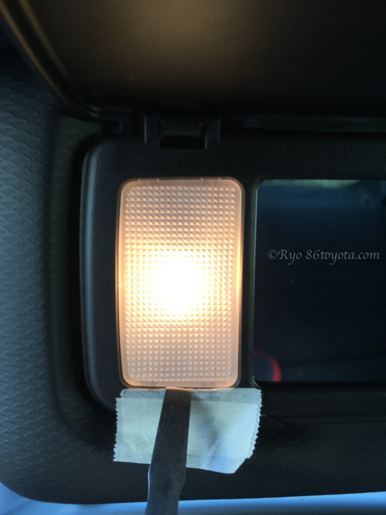 room lamp 86 brz バニティ ランプ LED
