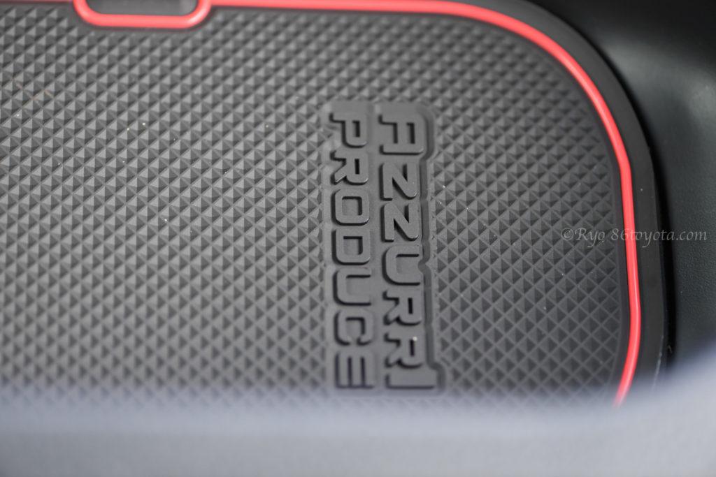azzurrl produce 86 brz ラバーマット インテリア