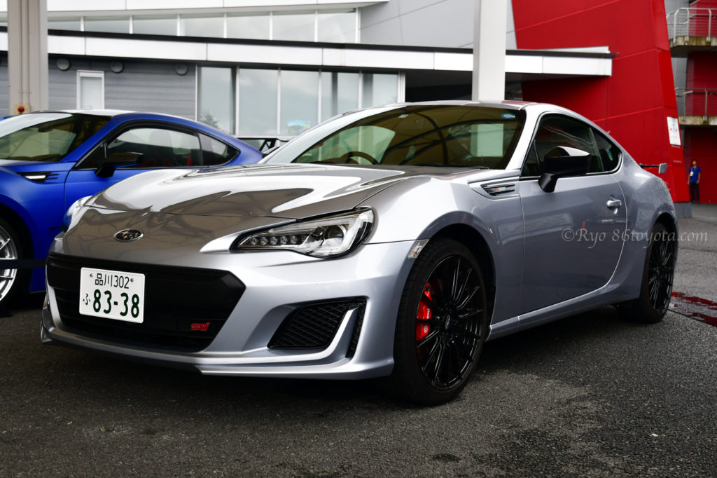 fuji speed way brz subaru
